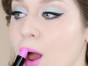 Morphe 35I ICY Fantasy X PONYSMAKEUP Pastel Makeup Tutorial and Review    Lillee Jean