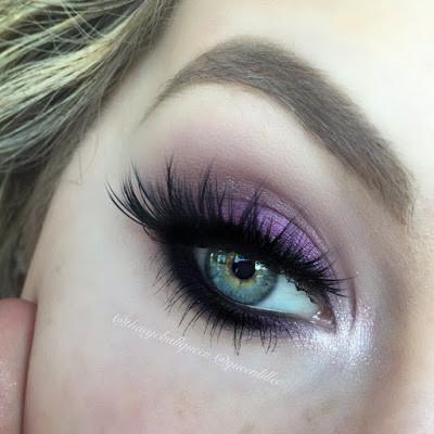Elsa Frozen Disney Princess Inspired Makeup Look 2015 | Lillee JEan