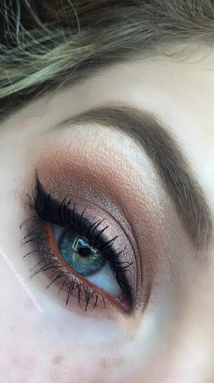 Autumn Crisp Eye Makeup