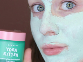 I DEW CARE YOGI KITTEN Skin Care Collection Review | Lillee Jean