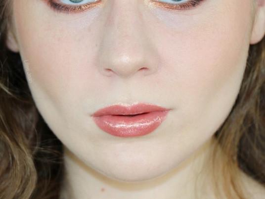Karity Picante Warm Bronze Thanksgiving Autumn Makeup Tutorial   Lillee Jean