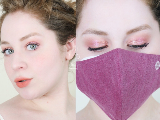 Milk Makeup Color Chalk Pink Wearable Makeup For Masks 2021 | Lillee Jean