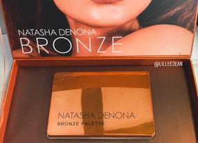 Natasha Denona BRONZE Collection SWATCHES 2020 | Lillee Jean