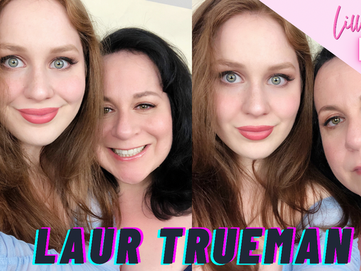 Lillee Jean Talks! LIVE - Laur Trueman   Movie Props, Managing, Activism   EP: 2.13