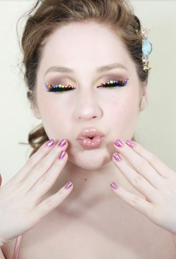 CELEBRATE PRIDE MONTH W/ BEAUTY LOOKS BY LILLEE JEAN, FAMOUS YOUTUBER