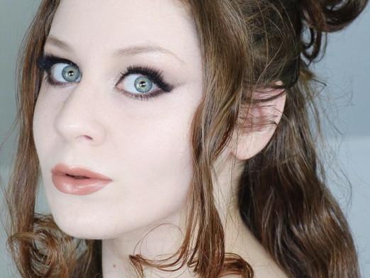 Stila Diamond Dust Cool Toned Makeup Tutorial | Lillee Jean