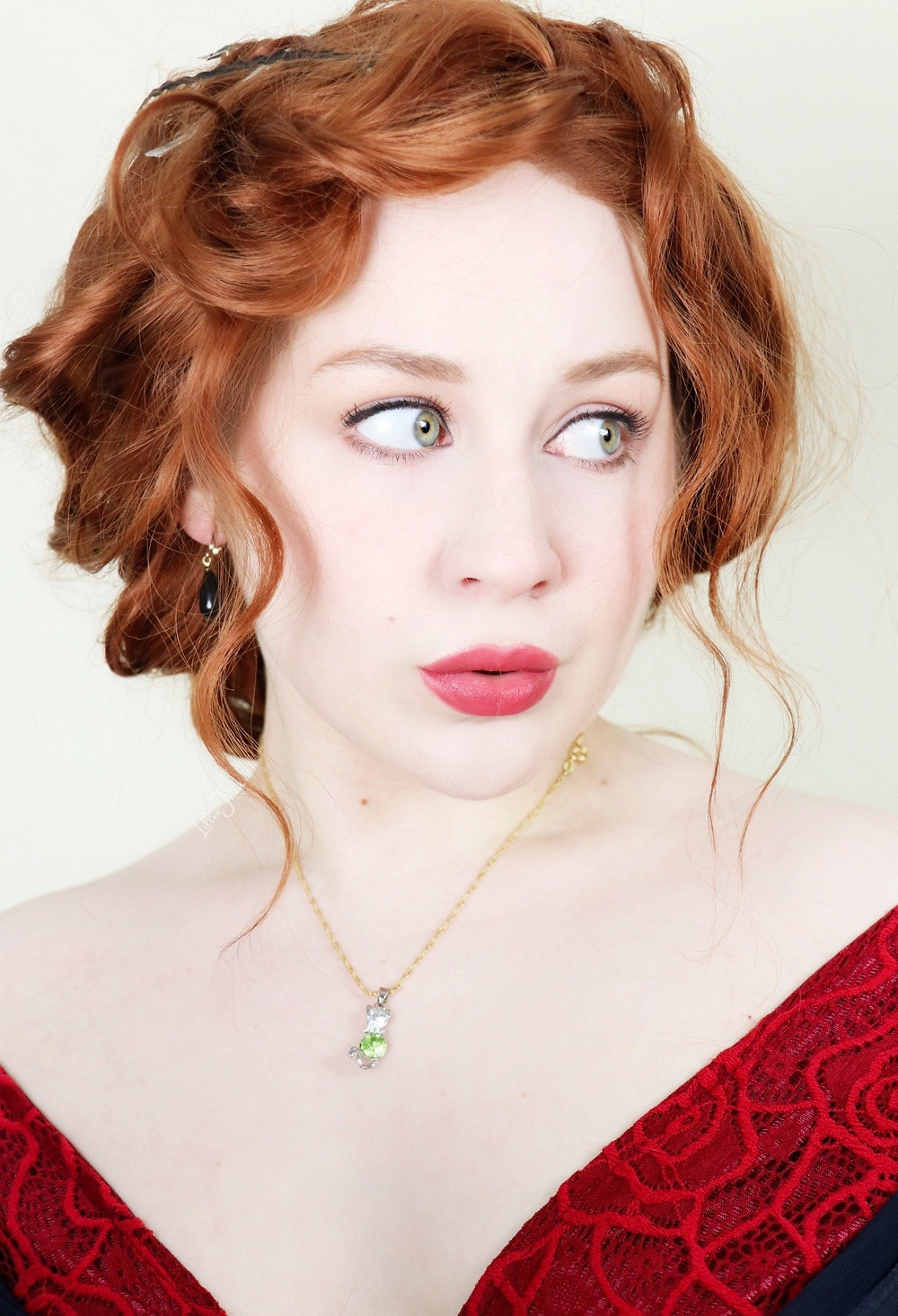 Rose Titanic Makeup Tutorial 2021 | Lillee Jean