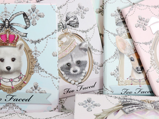 Too Faced ENCHANTED Forest, Wonderland, Beauty HOLIDAY CHRISTMAS SET SWATCHES 2020 | Lillee Jean