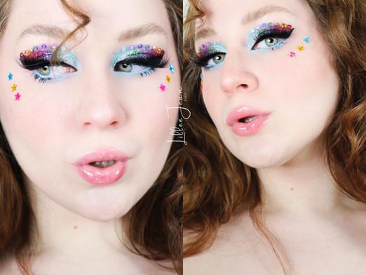 PRIDE Rainbow Makeup Tutorial | Makeup Revolution 2021 | Lillee Jean