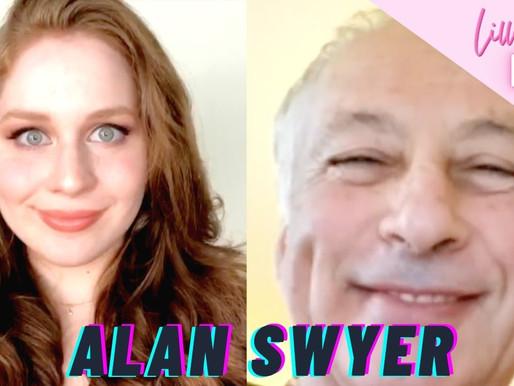 Lillee Jean Talks! LIVE - Alan Swyer   Award-Winning Director, Writer + Baywatch, Boxeo   EP: 2.15