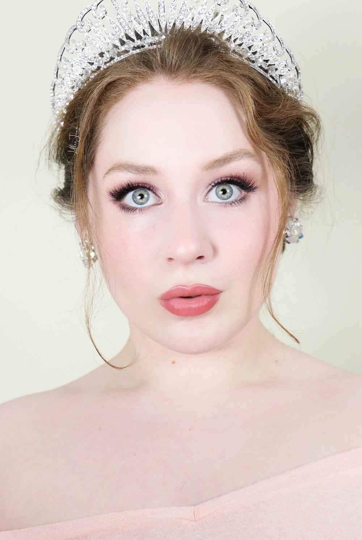 Drugstore Bridal Makeup   Essence Salut Paris 2021   Lillee Jean