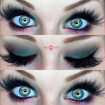 Wearable Halloween: Contrasting Green and Plum Dark Witchy Makeup Tutorial 2016 | Lillee Jean