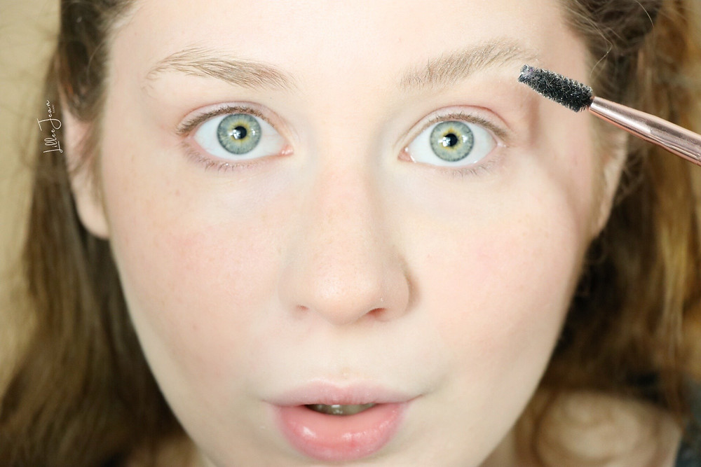 HOW TO Soap Brows Tutorial   Beginners 2021   Lillee Jean