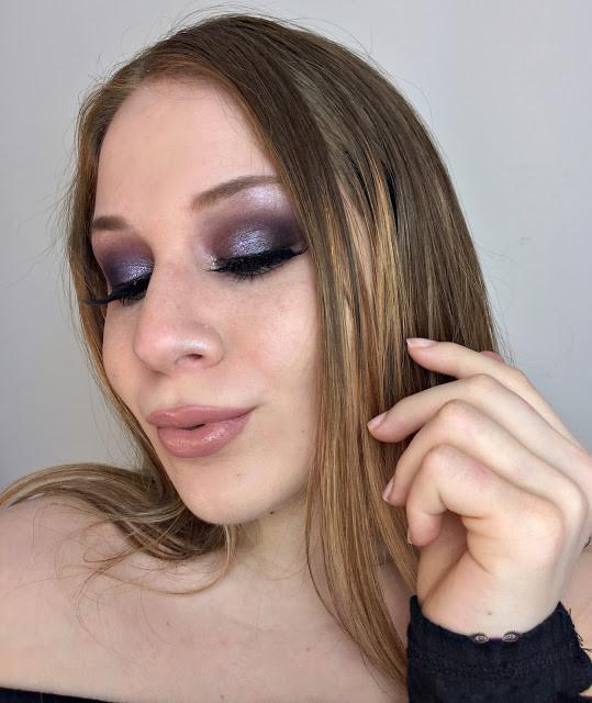 Smokey Grape & Fern Green Makeup Look 2017 | Lillee Jean