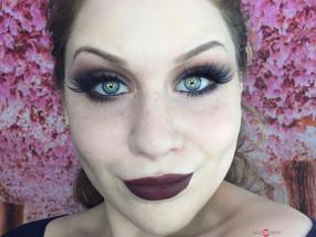 Holiday Series: Dramatic Chocolate & Taupe Smokey Eye Makeup Tutorial