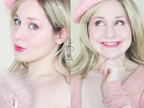 Legally Blonde Elle Woods Soft Dewy Essence Salut Paris Makeup Tutorial 2021 | Lillee Jean