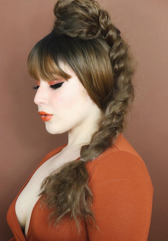 Fawn Disney Fairies Makeup | Tarte Toasted Fall Tutorial 2021 | Lillee Jean