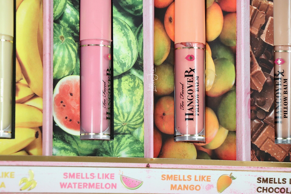 Too Faced Hangover Pillow Balm Ultra-Hydrating Lip Treatment 2021 | Lillee Jean