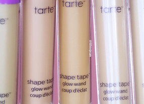 TARTE Shape Tape Glow Wand Swatches and Review | Lillee Jean