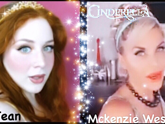Lillee Jean and McKenzie Westmore LIVE | Disney Princess Glam | Instagram VIDEO 2021