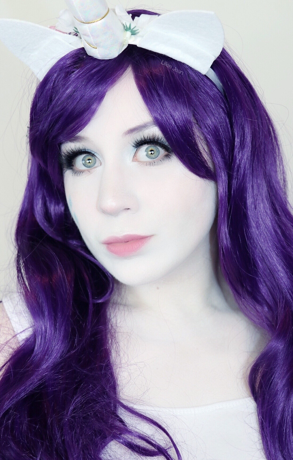 RARITY My Little Pony Cosplay Makeup Tutorial Halloween 2020 | Equestria Girls | Lillee JeanRARITY My Little Pony Cosplay Makeup Tutorial Halloween 2020 | Equestria Girls | Lillee Jean