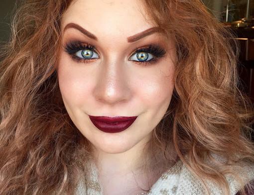 Transition Into Autumn: Molten Copper Seduction Makeup Tutorial