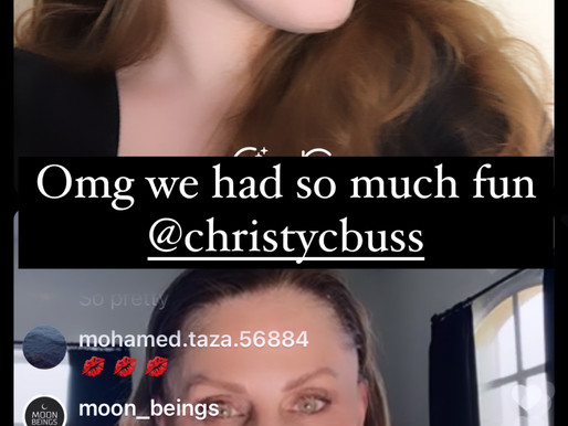 Live With Christy Curtis Buss   February 28th 2021   Lillee Jean