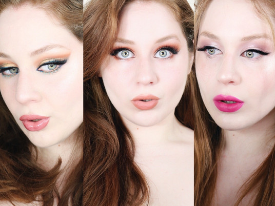 3 Not So Basic SOFT GLAM Makeup Tutorial's for 2021 by LilleeJean