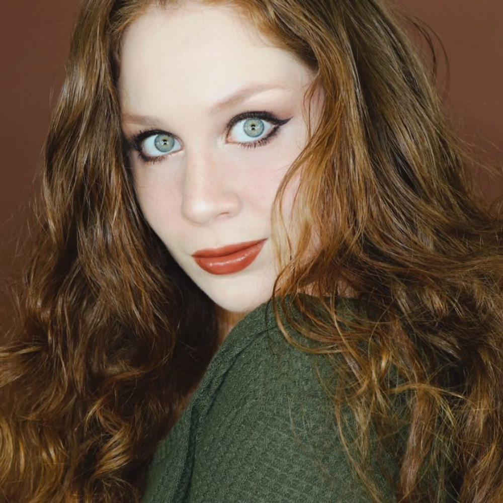 Wearable Olive Smokey Eye Autumn Makeup Tutorial 2019 | Lillee Jean