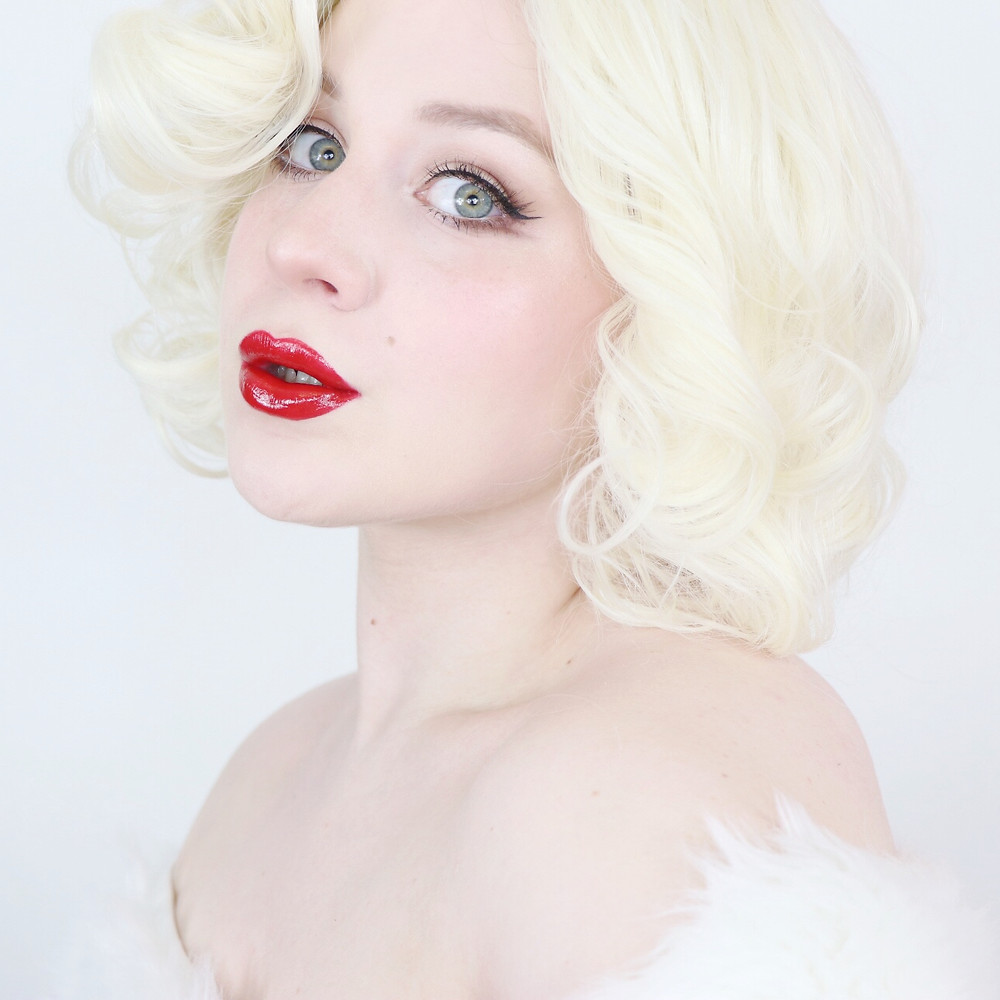 Marilyn Monroe Makeup Tutorial ICONIC OLD HOLLYWOOD 2020 | Lillee Jean