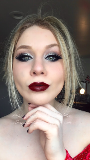 Genie Makeup For Halloween 2015 | Lillee JEan