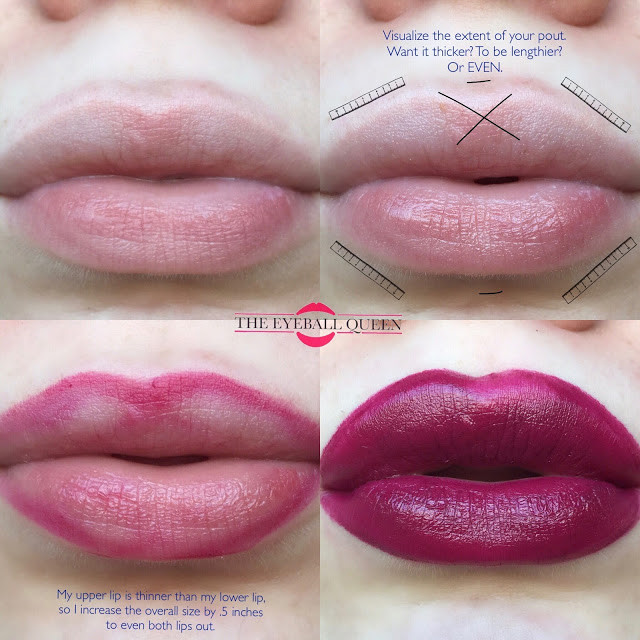 How to Create Plump Lips WITHOUT Injections 2016 | Lillee Jean