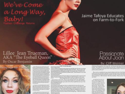 Lillee Jean INDIEBlush Magazine Interview | Adversity At 15 | 2016