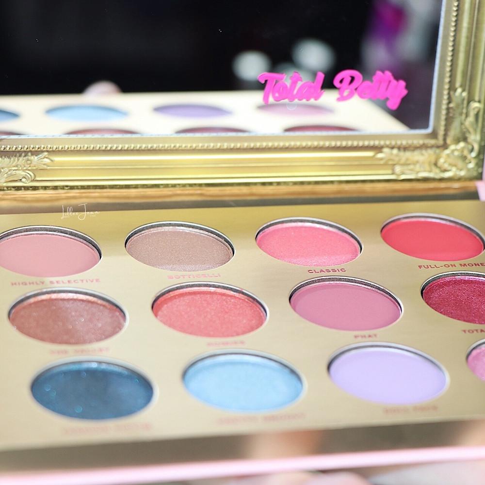 Hipdot The 411 Eyeshadow Palette | Lillee Jean