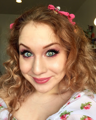 Enchanted Princess Giselle Inspired Halloween Makeup Tutorial 2016 | Lillee Jean