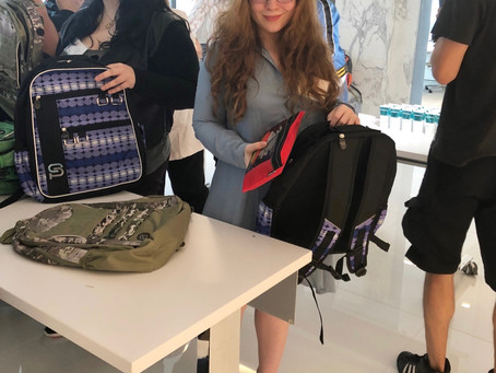 """Lillee Jean Joins Proactiv For Their 2018 """"Packing Out"""" Charity Event for Underprivilege"""