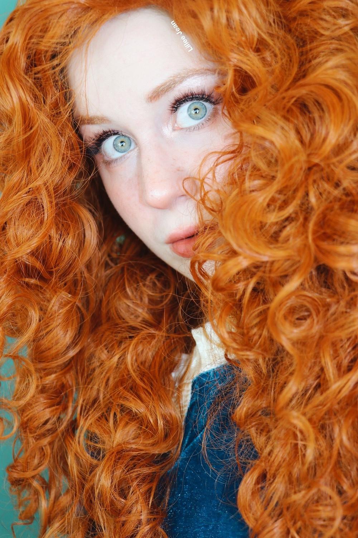 lillee jean merida red hair