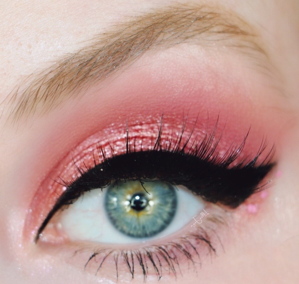 Pink Rose Gold Makeup Tutorial | Makeup Revolution Eutopia 2021 | Lillee Jean