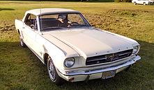 Jim Hauser 1964 half Ford Mustang.jpg