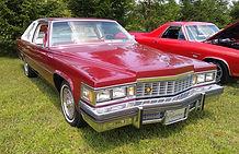 Larry Gould 1977 Cadillac Coupe DeVille.