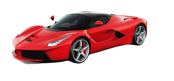 LaFerrari-Rosso-Corsa-Animated-Turntable