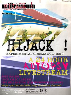 HIJACK! A 24 Hour Autopsy Livestream