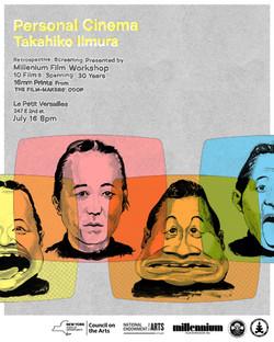 Personal Cinema: Takahiko Iimura