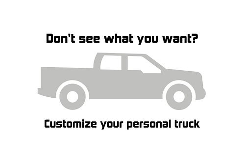 Customize Your Own Truck