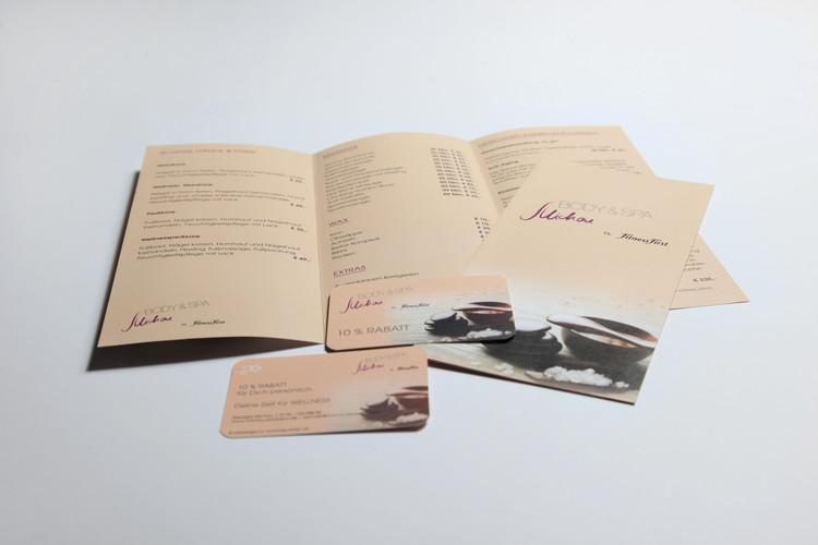 Unternehmenskommunikation: - Preislisten - Rabatt-Karten - Visitenkarten