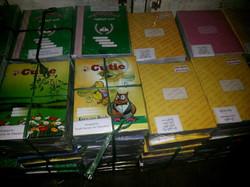 School Notebook Donation