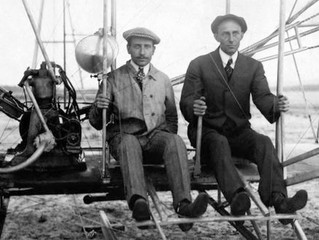 STEM Glam Gallery: Wright Brothers