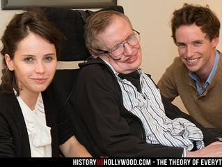 STEM GLAM GALLERY: Stephen Hawking