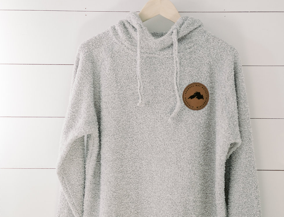 Patched Cozy Fleece