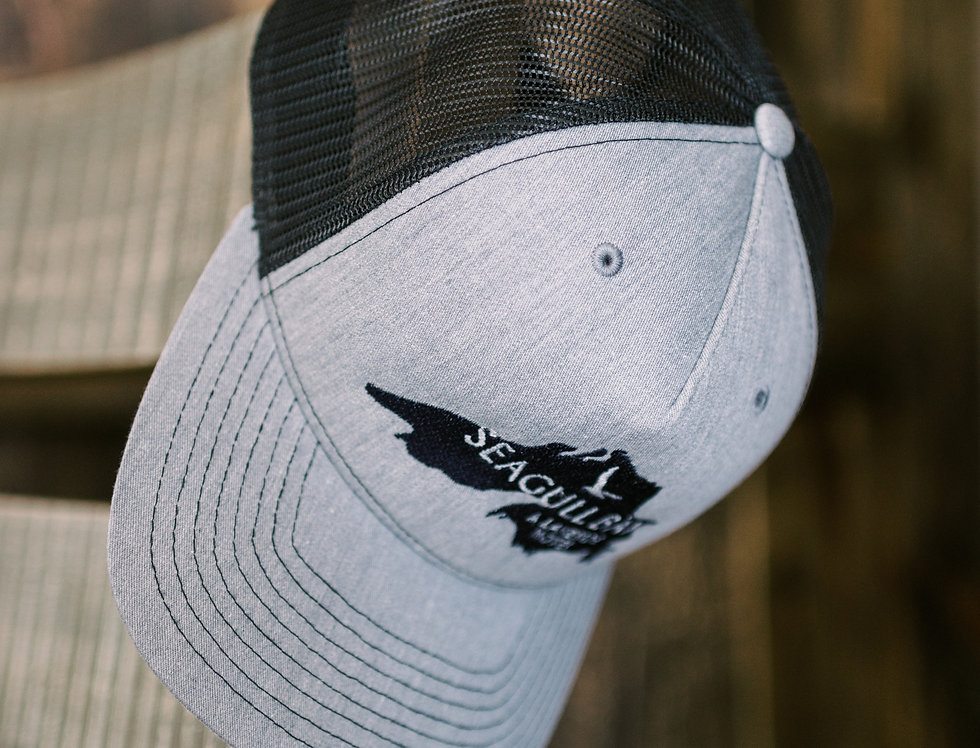 Lake Superior Embroidered Hat